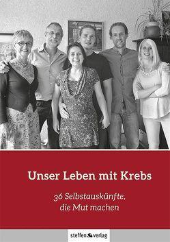 Unser Leben mit Krebs von Lasdin,  Bernd