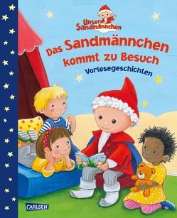 Unser Sandmännchen: Das Sandmännchen kommt zu Besuch von Dreller,  Christian, Flad,  Antje