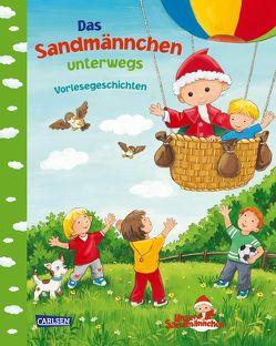 Unser Sandmännchen: Das Sandmännchen unterwegs von Dreller,  Christian, Flad,  Antje