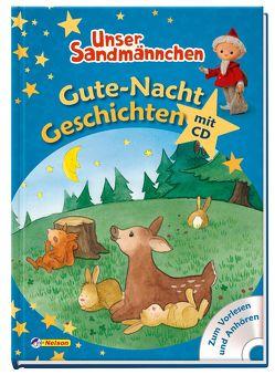 Unser Sandmännchen: Gute-Nacht-Geschichten mit CD