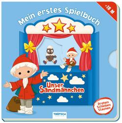 """Unser Sandmännchen """"Mein erstes Spielbuch"""""""