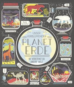 Unser verblüffender Planet Erde von Ignotofsky,  Rachel