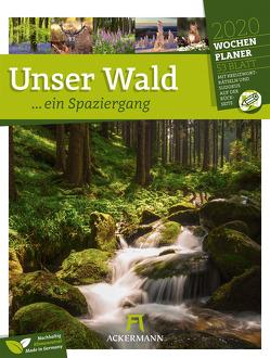 Unser Wald – Wochenplaner 2020