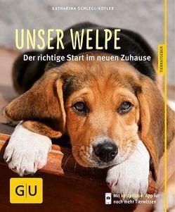 Unser Welpe von Schlegl-Kofler,  Katharina