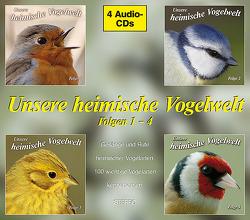 Unsere heimische Vogelwelt Folgen 1-4 von Dingler,  Karl H