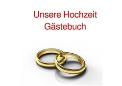 Unsere Hochzeit Gästebuch von Vreden,  Wolfgang