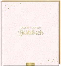 Unsere Hochzeit – Gästebuch (blanko)