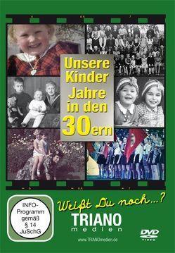 Unsere Kinder-Jahre in den 30ern