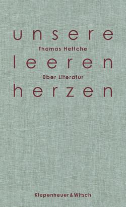 Unsere leeren Herzen von Hettche,  Thomas
