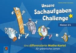 Unsere Sachaufgaben-Challenge von Kinkel-Craciunesco,  Martina