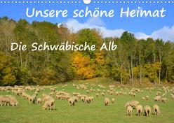 Unsere schöne Heimat – Die Schwäbische Alb (Wandkalender 2020 DIN A3 quer) von GUGIGEI