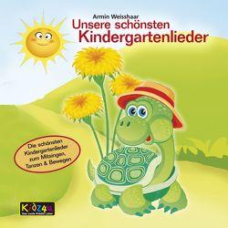 Unsere schönsten Kindergartenlieder von Various Artist
