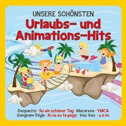 UNSERE SCHÖNSTEN Urlaubs- und Animations-Hits von Familie Sonntag
