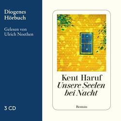 Unsere Seelen bei Nacht von Haruf,  Kent, Noethen,  Ulrich, pociao