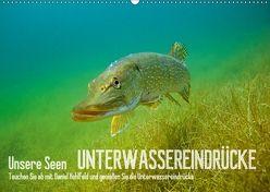 Unsere Seen (Wandkalender 2018 DIN A2 quer) von Hohlfeld,  Daniel