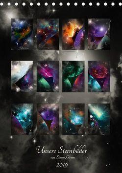 Unsere Sternbilder (Tischkalender 2019 DIN A5 hoch) von Glimm,  Simon