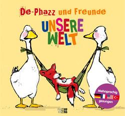 Unsere Welt von De-Phazz und Freunde, Geissler,  Dana