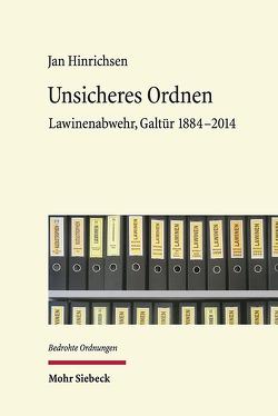 Unsicheres Ordnen von Hinrichsen,  Jan