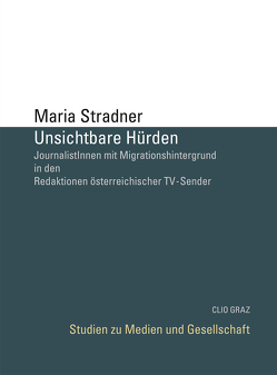 Unsichtbare Hürden von Stradner,  Maria