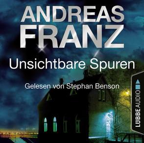 Unsichtbare Spuren von Benson,  Stephan, Franz,  Andreas