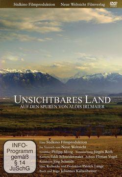 Unsichtbares Land von Kaltenhauser,  Johannes, Lange,  Patrick, von Kraft,  Leander, Wolff,  Michael