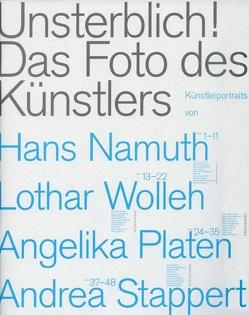 Unsterblich! Das Foto des Künstlers von Lowis,  Kristina, Wullen,  Moritz