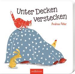 Unter Decken verstecken von Peter,  Andrea