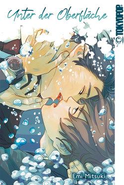 Unter der Oberfläche von Mitsuki,  Emi