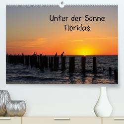 Unter der Sonne Floridas (Premium, hochwertiger DIN A2 Wandkalender 2021, Kunstdruck in Hochglanz) von Haberstock,  Matthias