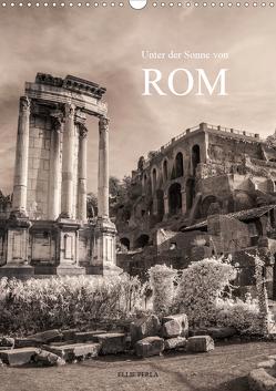 Unter der Sonne von Rom (Wandkalender 2020 DIN A3 hoch) von N.,  N.