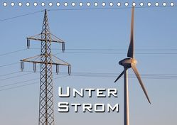 Unter Strom (Tischkalender 2019 DIN A5 quer) von Berg,  Martina