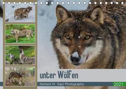 unter WölfenCH-Version (Tischkalender 2021 DIN A5 quer) von W. Saul,  Norbert
