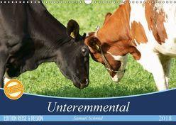 UnteremmentalCH-Version (Wandkalender 2018 DIN A3 quer) von (Schweiz),  Huttwil, Schmid,  Samuel