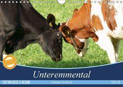 UnteremmentalCH-Version (Wandkalender 2018 DIN A4 quer) von (Schweiz),  Huttwil, Schmid,  Samuel