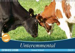 UnteremmentalCH-Version (Wandkalender 2019 DIN A3 quer) von (Schweiz),  Huttwil, Schmid,  Samuel