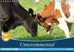 UnteremmentalCH-Version (Wandkalender 2019 DIN A4 quer) von (Schweiz),  Huttwil, Schmid,  Samuel