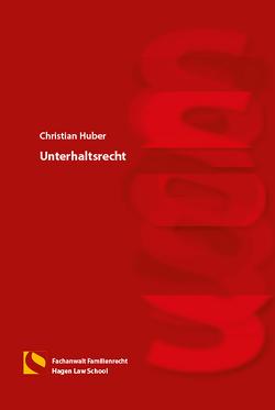 Unterhaltsrecht von Huber,  Christian