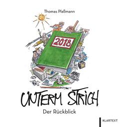 Unterm Strich 2018 von Plaßmann,  Thomas