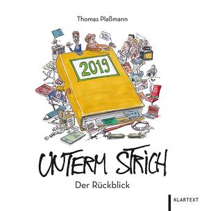 Unterm Strich 2019 von Plaßmann,  Thomas