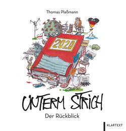 Unterm Strich 2020 von Plaßmann,  Thomas