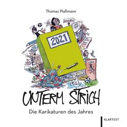 Unterm Strich 2021 von Plaßmann,  Thomas