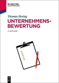 Unternehmensbewertung von Hering,  Thomas