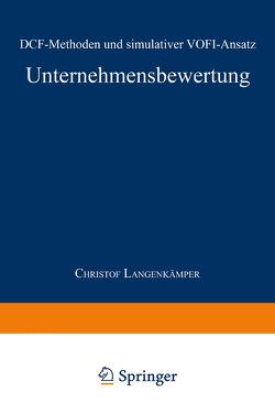 Unternehmensbewertung von Langenkämper,  Christof