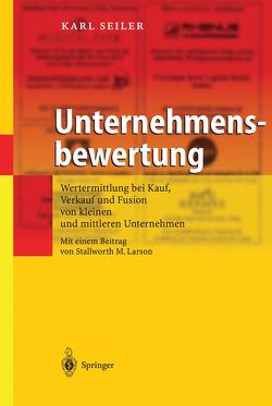 Unternehmensbewertung von Larson,  S.M., Seiler,  Karl