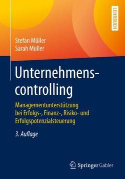 Unternehmenscontrolling von Müller,  Sarah, Müller,  Stefan