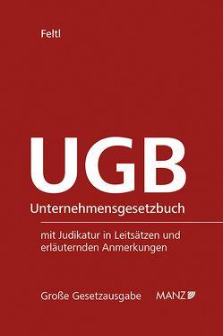 Unternehmensgesetzbuch – UGB von Feltl,  Christian