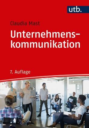 Unternehmenskommunikation von Mast,  Claudia