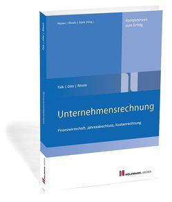 Unternehmensrechnung von Dr. Rössle,  Werner, Falk,  Franz, Goetz,  Michael