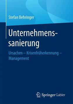 Unternehmenssanierung von Behringer,  Stefan