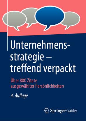 Unternehmensstrategie – treffend verpackt